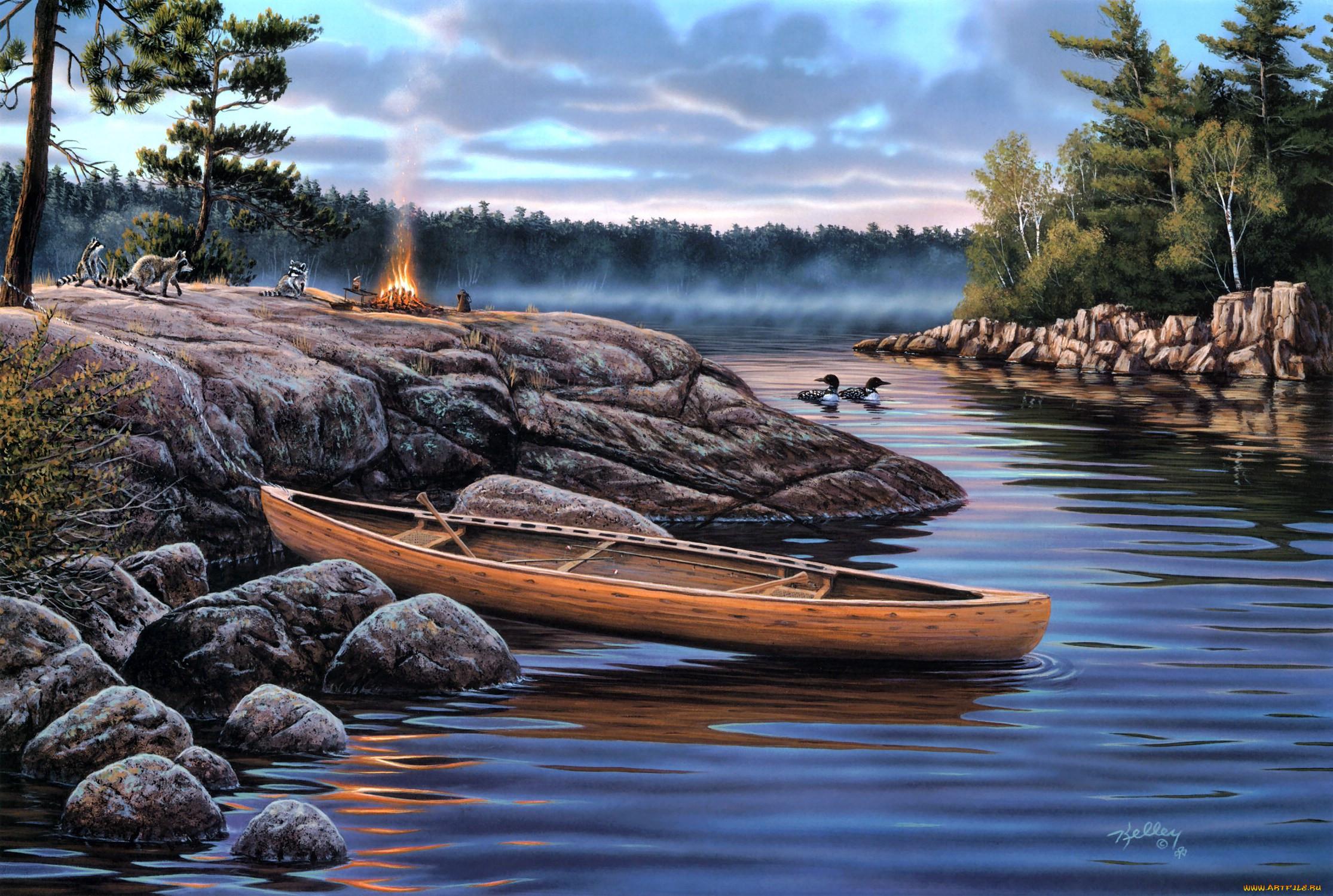 картинки сказочными лодками случается, когда огородник
